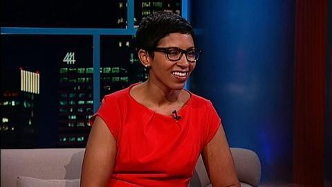 Tavis Smiley -- UC Berkeley School of Law Prof. Melissa Murray