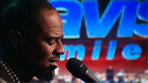 Tavis Smiley -- Singer/Songwriter Brian McKnight