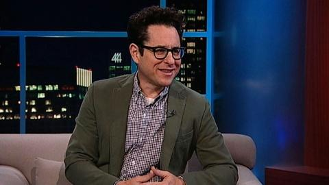 Tavis Smiley -- J.J. Abrams
