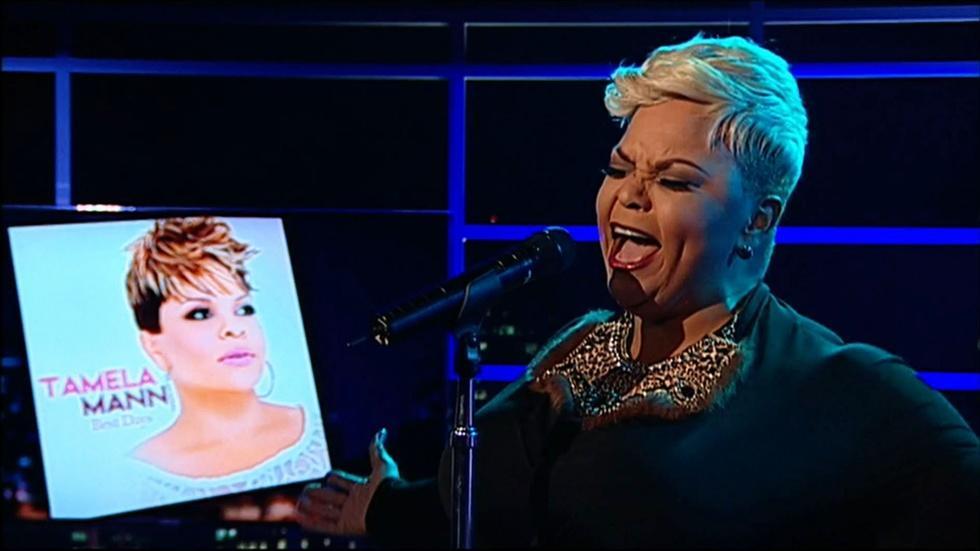 Gospel Singer Tamela Mann image