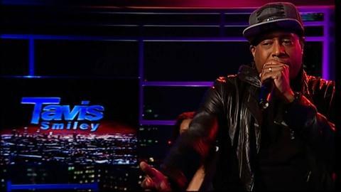 Tavis Smiley -- COVENANT WEEK: Rapper Talib Kweli feat. StringCandy