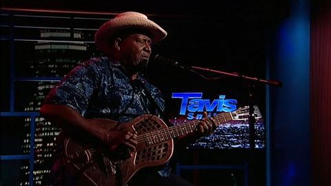 Tavis Smiley -- COVENANT WEEK: Blues Legend Taj Mahal Performs