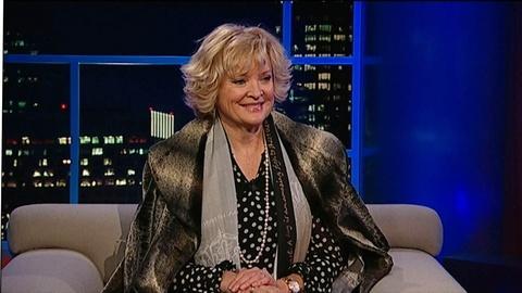 Tavis Smiley -- Actress Christine Ebersole