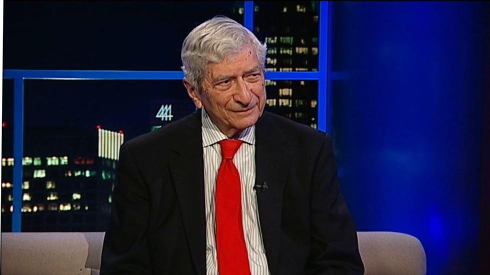 Author/Journalist Marvin Kalb image