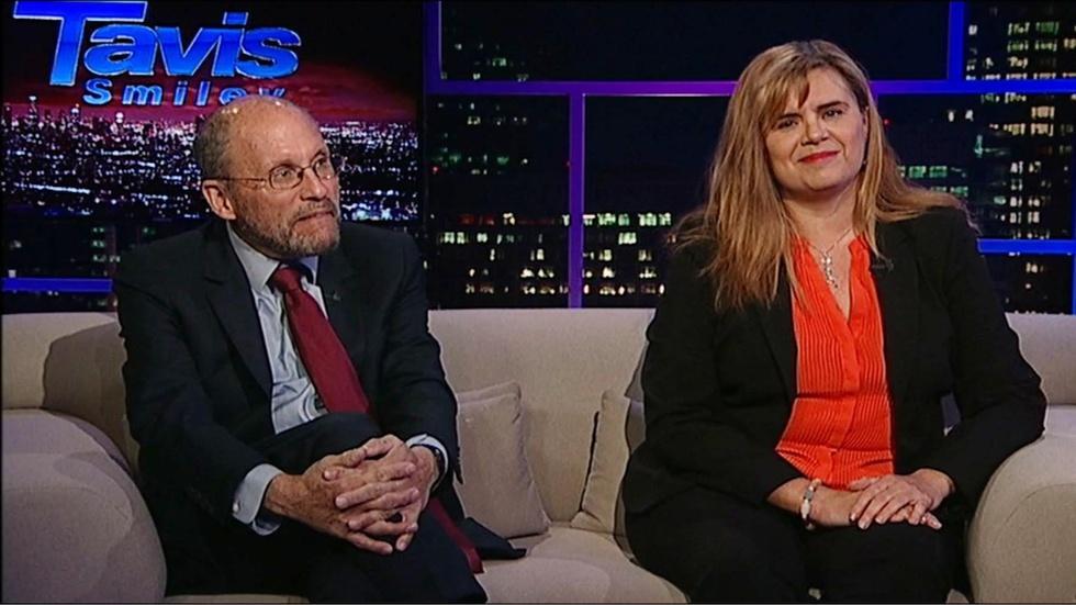 Political Reporter Adam Nagourney & Reporter Pilar Marrero image