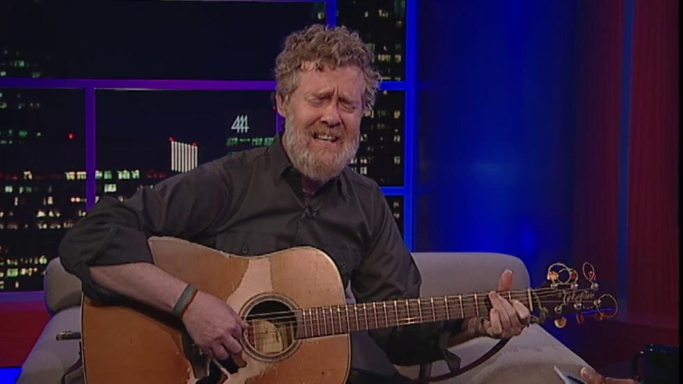 Glen Hansard Full Performance image