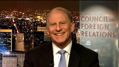 Tavis Smiley -- Council on Foreign Relations Pres. Dr. Richard Haass