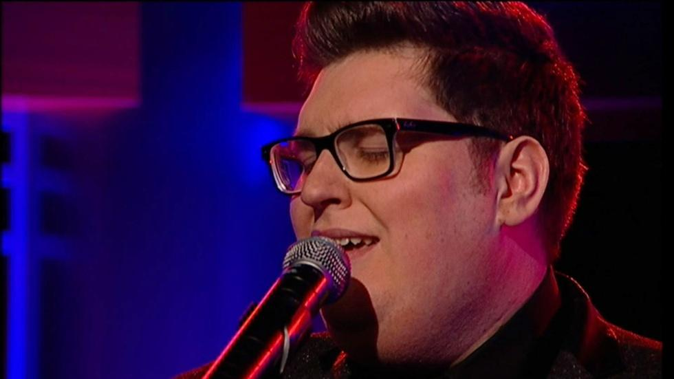 Singer Jordan Smith image