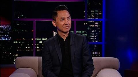 Tavis Smiley -- Professor & Author Viet Nguyen