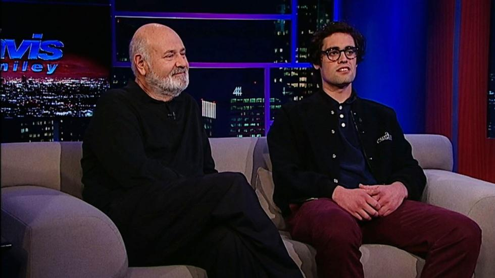 Filmmaker Rob Reiner & Screenwriter Nick Reiner image