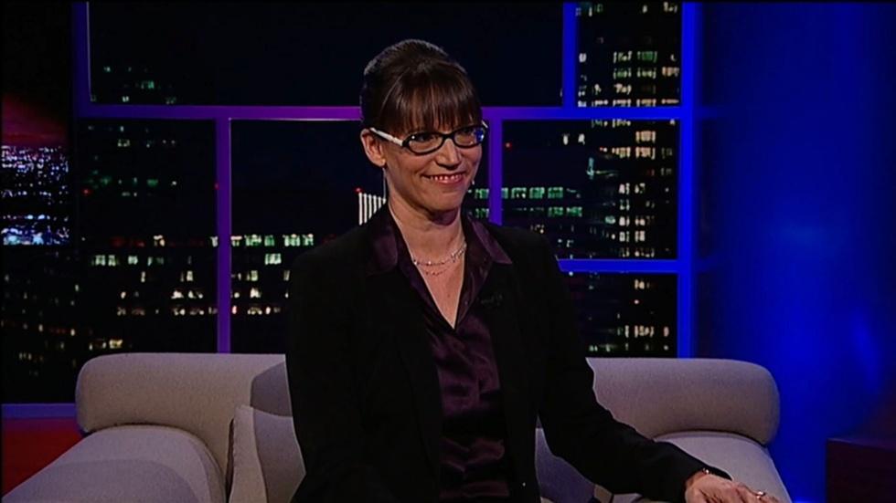Professor & Author Lynn Vavreck image