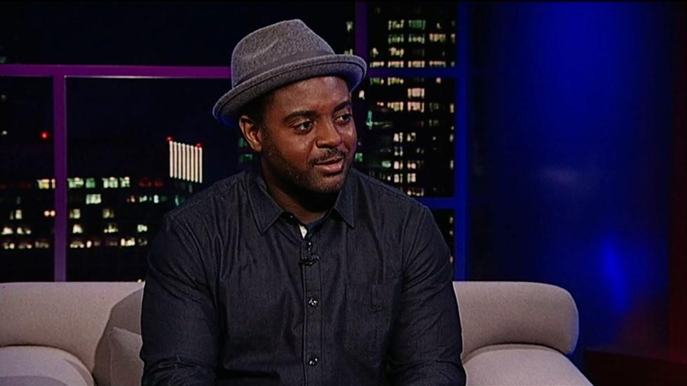 Poet & Author Reginald Dwayne Betts image