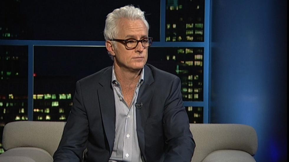 Actor John Slattery image