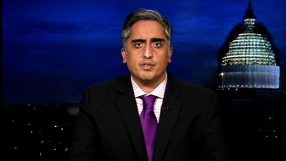 Human rights lawyer Arsalan Iftikhar image