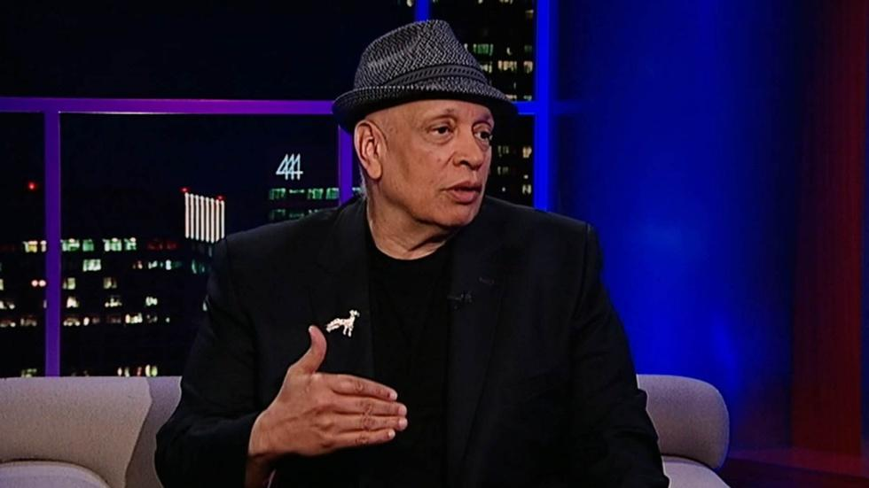 Author Walter Mosley image