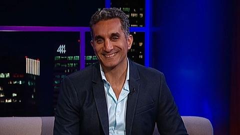 Tavis Smiley -- Satirist & columnist Bassem Youssef