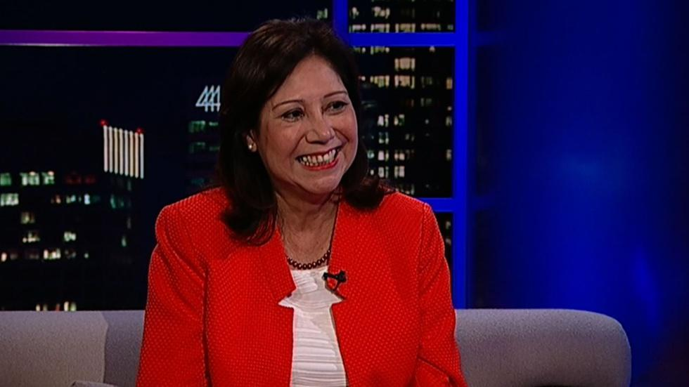 Los Angeles County Supervisor Hilda Solis image