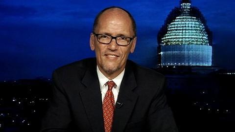 Tavis Smiley -- U.S. Secretary of Labor Thomas Perez