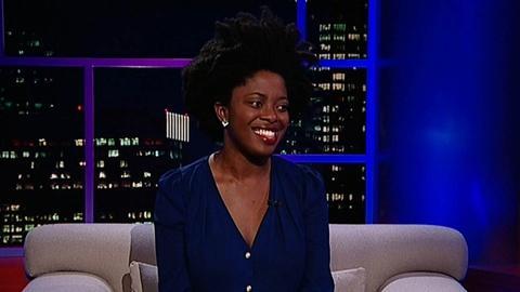 Tavis Smiley -- Author Yaa Gyasi