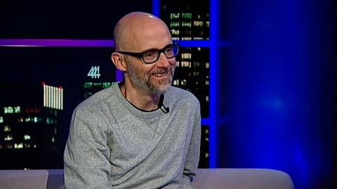 Tavis Smiley -- Musician Moby