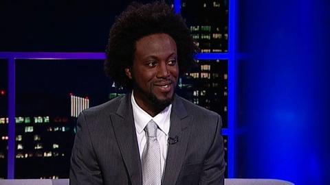 Tavis Smiley -- Athlete Rahsaan Bahati