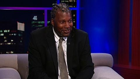 Tavis Smiley -- President Chicago Anti-Eviction Campaign Willie J.R. Fleming