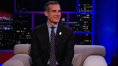 Tavis Smiley -- Mayor of Los Angeles, Eric Garcetti