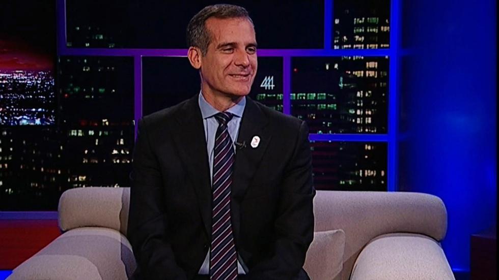 Mayor of Los Angeles, Eric Garcetti image