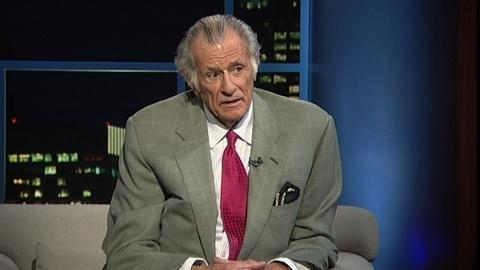 Tavis Smiley -- Sportswriter Frank Deford