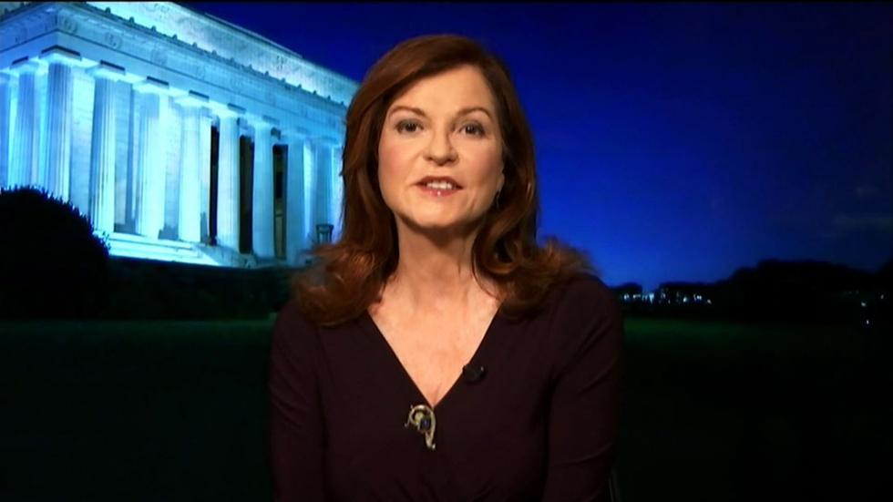 Political Journalist Maureen Dowd image