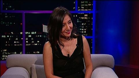 Tavis Smiley -- Professor & Author Patrisia Macias-Rojas