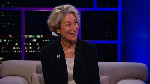 Tavis Smiley -- Fmr. U.S. District Court Judge Shira Scheindlin