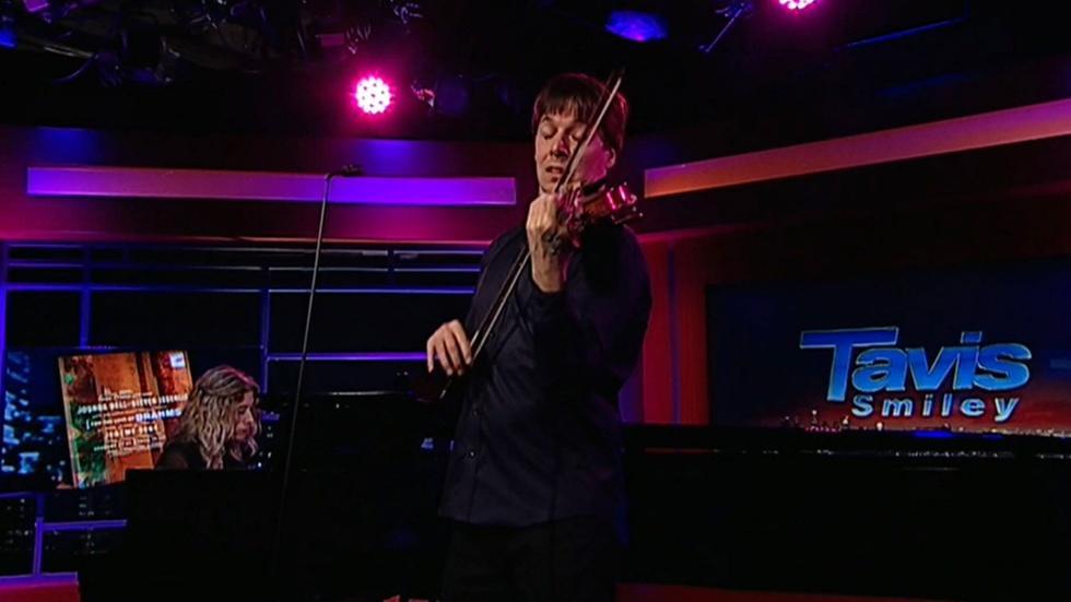 Violinist Joshua Bell  image