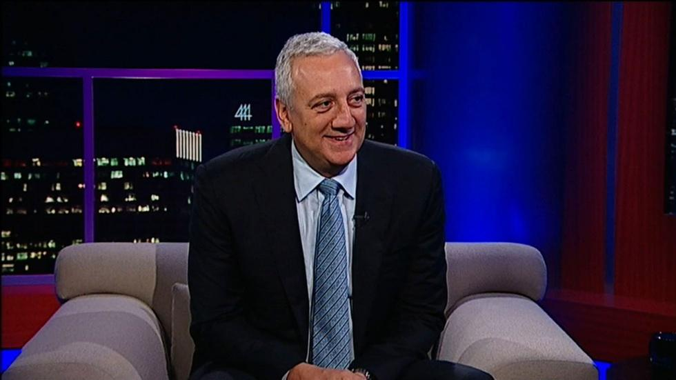 Author Mike Massimino image