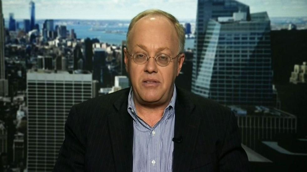 Journalist Chris Hedges  image