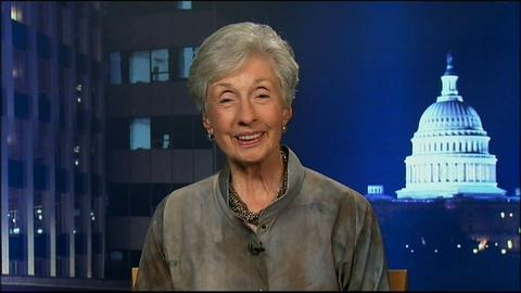 Tavis Smiley -- Director, Migration Policy Institute Doris Meissner