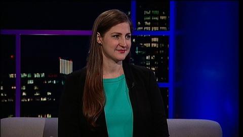 Tavis Smiley -- Cybersecurity Researcher Lillian Ablon