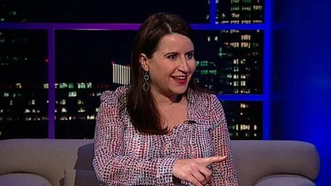 Tavis Smiley -- Politics Editor, Christina Bellantoni