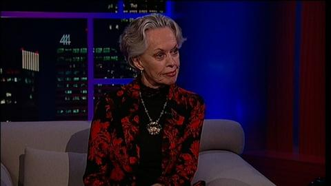 Tavis Smiley -- Actress & Animal Rights Advocate Tippi Hedren