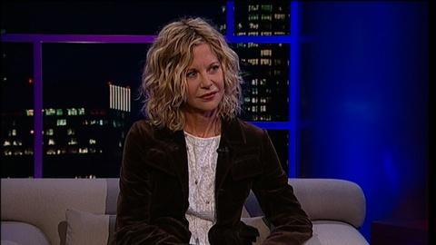 Tavis Smiley -- Actress & Director Meg Ryan