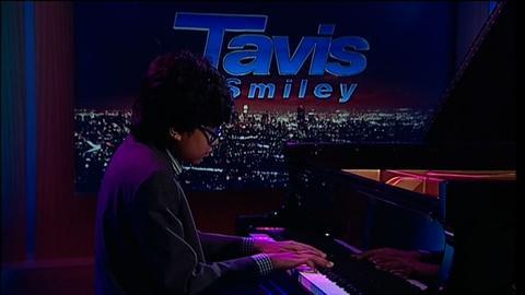 Tavis Smiley -- Jazz Pianist Joey Alexander Performance