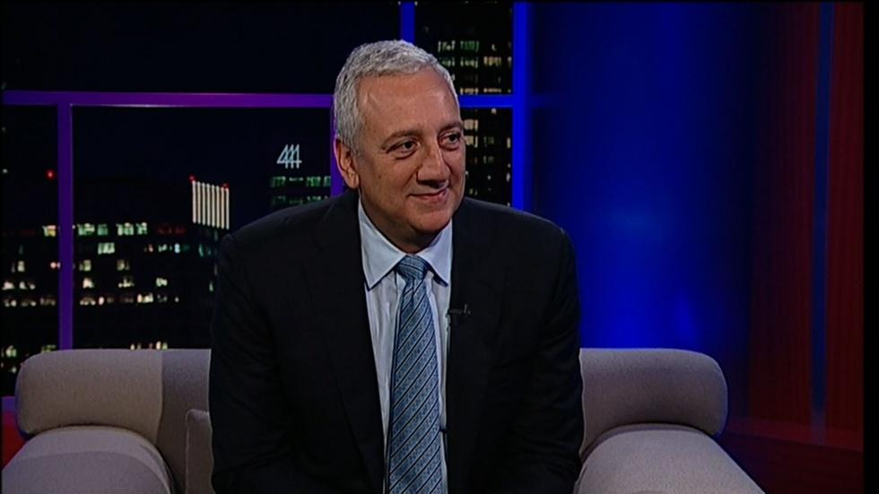 Astronaut and Author Mike Massimino image