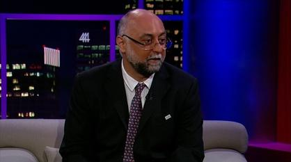 Tavis Smiley -- Professor, Theological Studies Dr. Amir Hussain