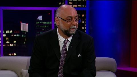 Tavis Smiley -- Professor, Theological Studies Dr. Amir Hussain