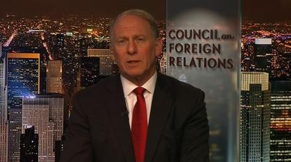 Tavis Smiley -- President, Council on Foreign Relations Dr. Richard Haass