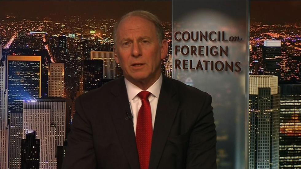 President, Council on Foreign Relations Dr. Richard Haass image