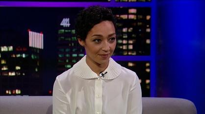Tavis Smiley -- Actress Ruth Negga