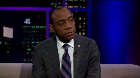 Tavis Smiley -- President, NAACP Cornell William Brooks