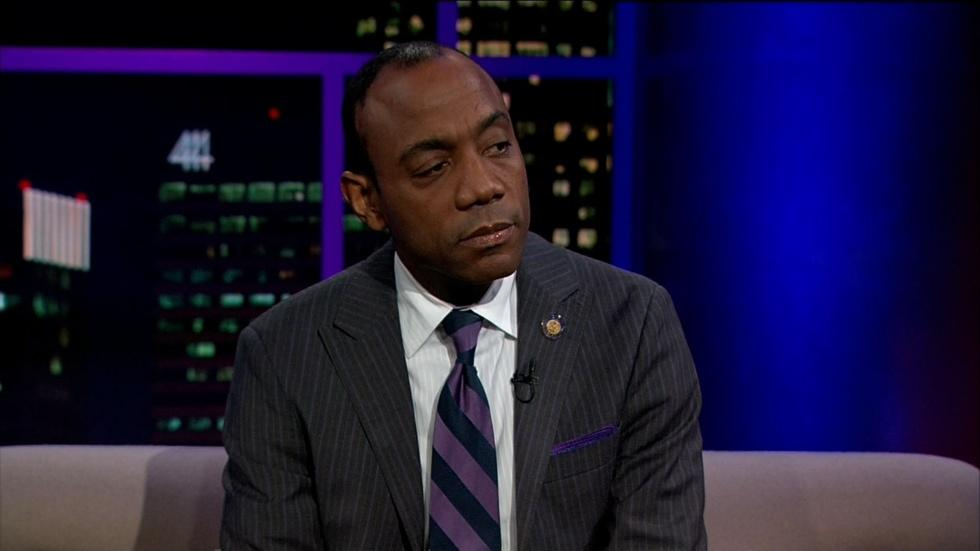 President, NAACP Cornell William Brooks image