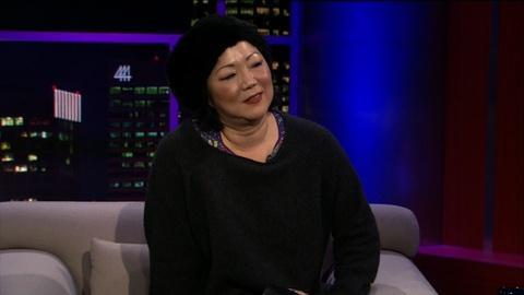 Tavis Smiley -- Comedian Margaret Cho